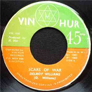 Delroy Williams - Scars Of War download free